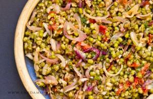 Mung Bean Salad