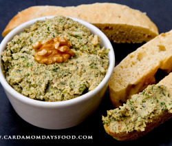 feta and walnut dip