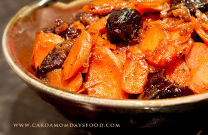 Sweet and Sour Carrot Khoresh