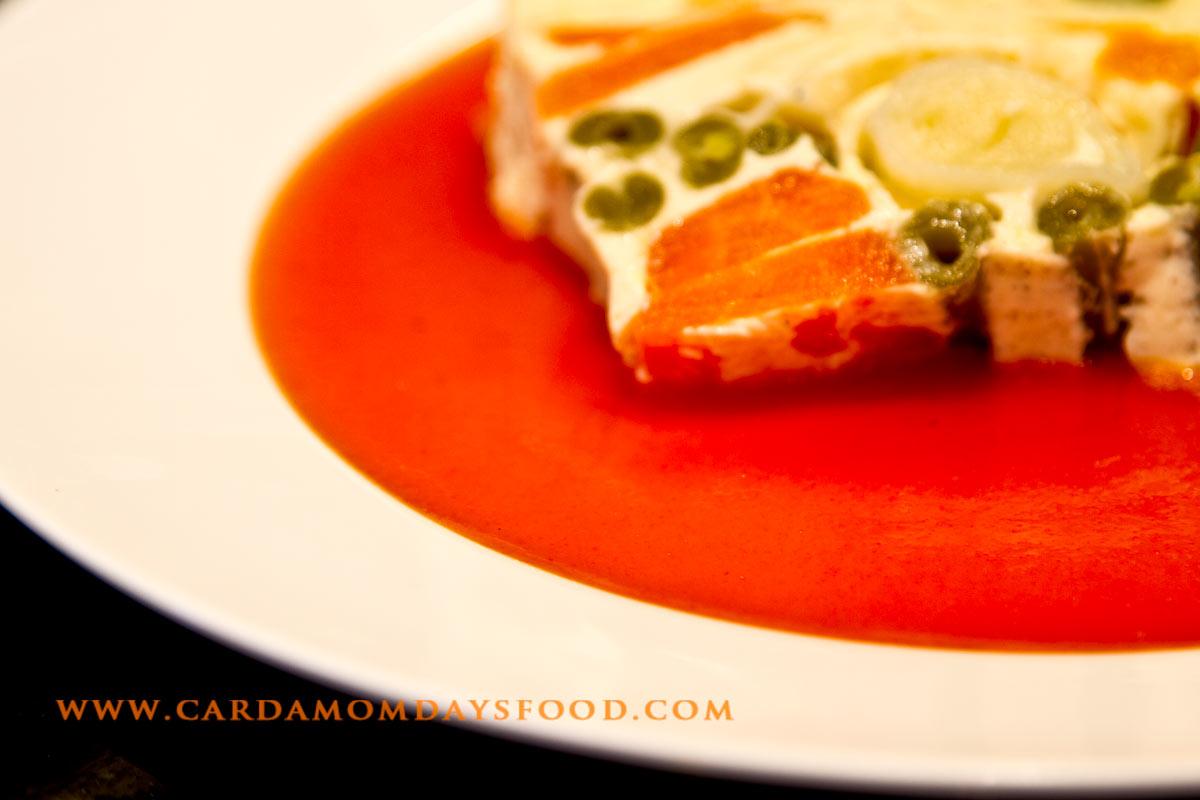 Tomato Coulis Cardamom Days Food