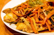 mackerel escabeche