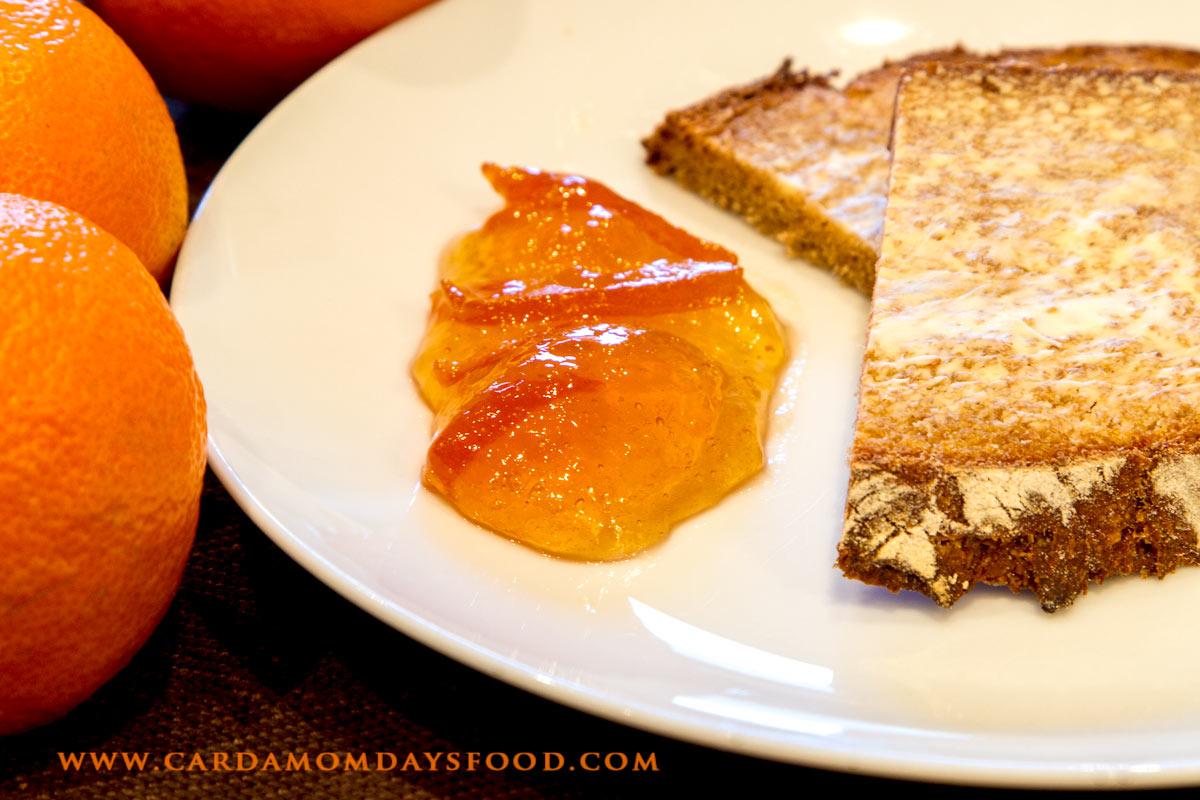 Seville Orange Marmalade - Cardamom Days Food