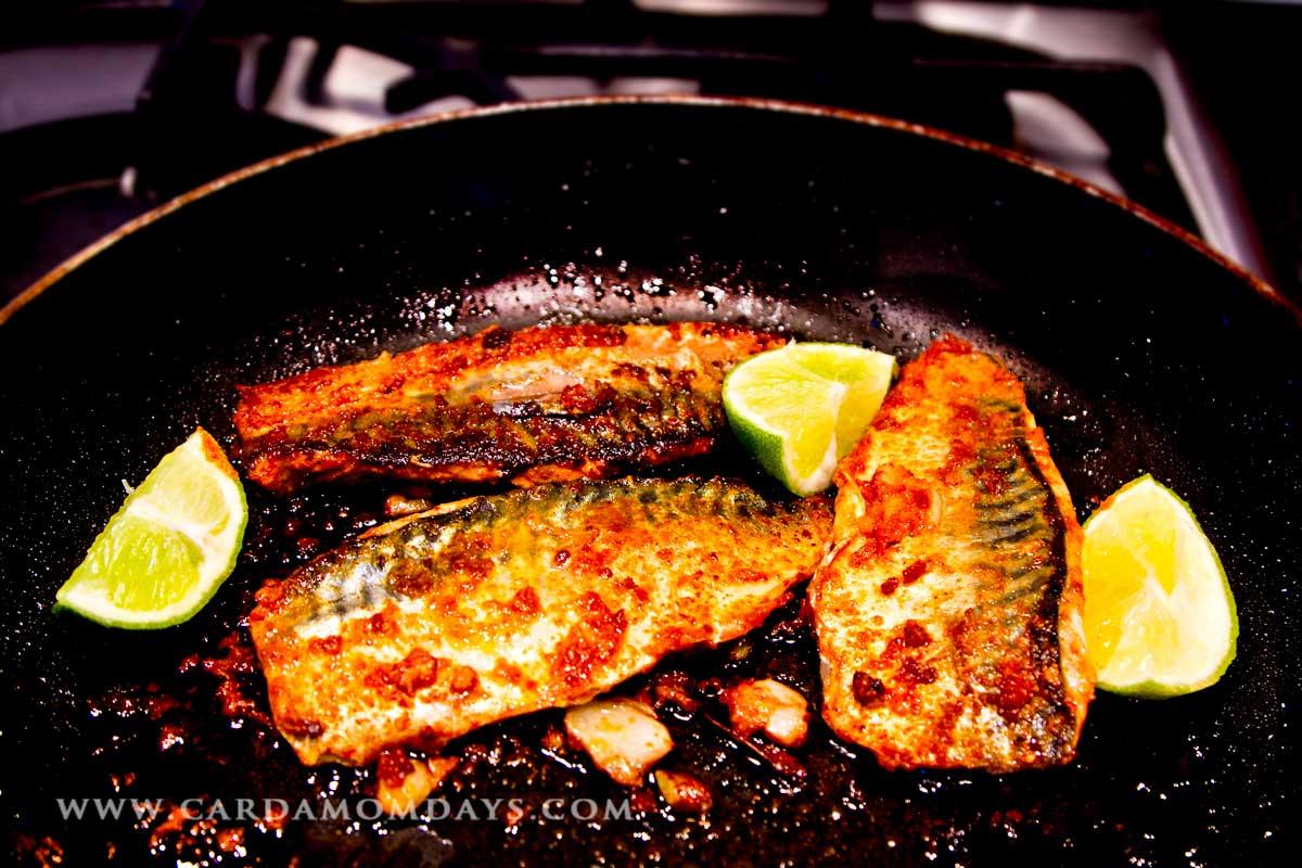 indian fried mackerel recipe type fish cuisine india mackerel is often ...