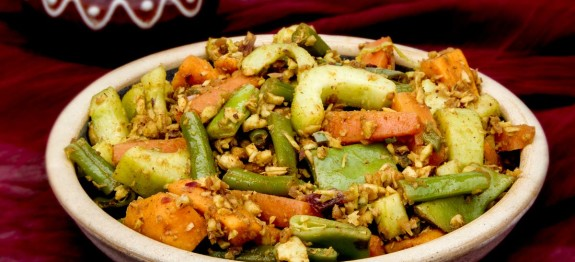 Keralan Mixed Vegetable Curry