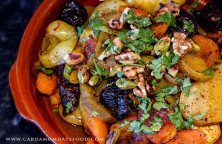 Persian Fruit and Vegetable Casserole
