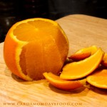 Peel the Orange
