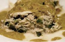 crab omlette